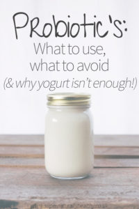 Probiotics and Weight Loss