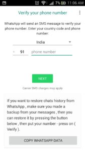 gbwhatsapp number verification