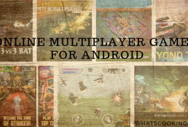 Online Multiplayer Games for Android