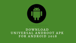 Download Universal AndRoot APK